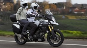 Suzuki DL1000 V-strom 2014 is gearriveerd!!!!