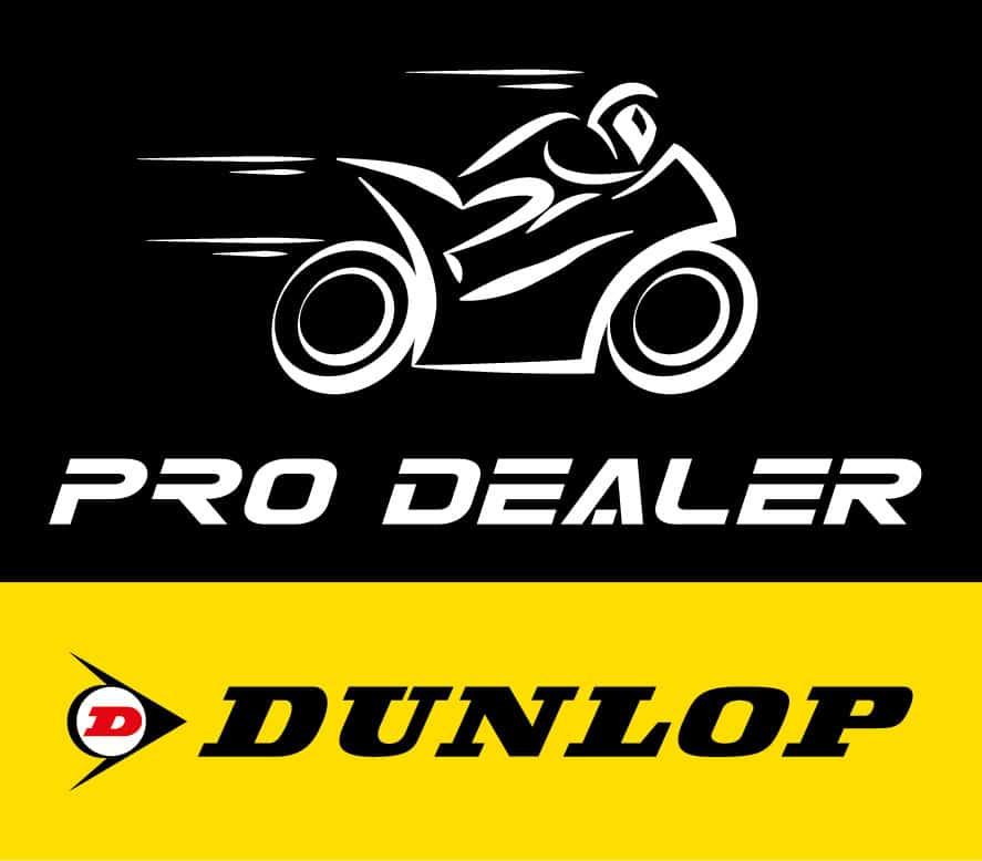 Dunlop motorbanden Pro Dealer